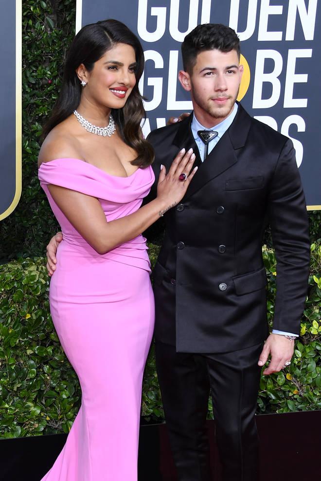 Priyanka Chopra and Nick Jonas have been together since 2017