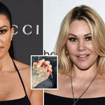 Kourtney Kardashian seemed to use her lifestyle blog to clap back at Shanna Moakler