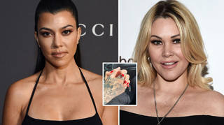 Kourtney Kardashian seemed to use her lifestyle blog to clap back at Shanna Moakler