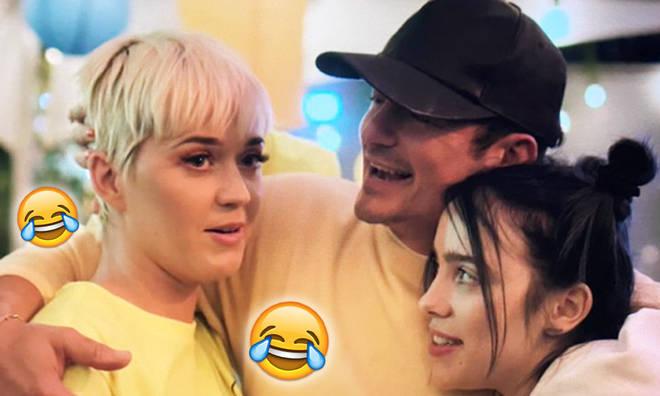 Billie Eilish had no idea who Orlando Bloom was when meeting him