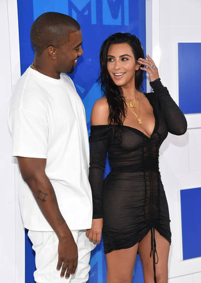 Kim Kardashian and Kanye West have been married for almost seven years.