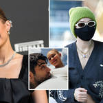 Gigi Hadid has necklaces for Zayn Malik and daughter Khai