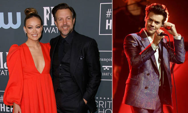 Harry Styles and Olivia Wilde recently flew to the UK together.