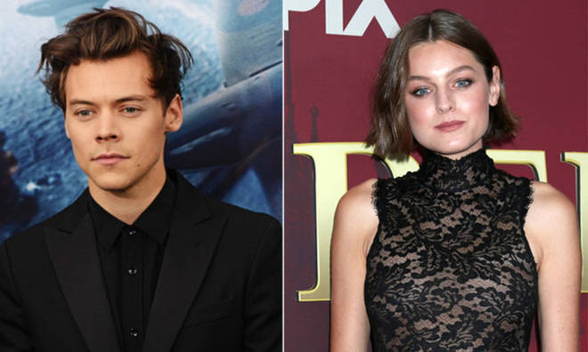 Harry Styles and Emma Corrin are set to play husband and wife in My Policeman.