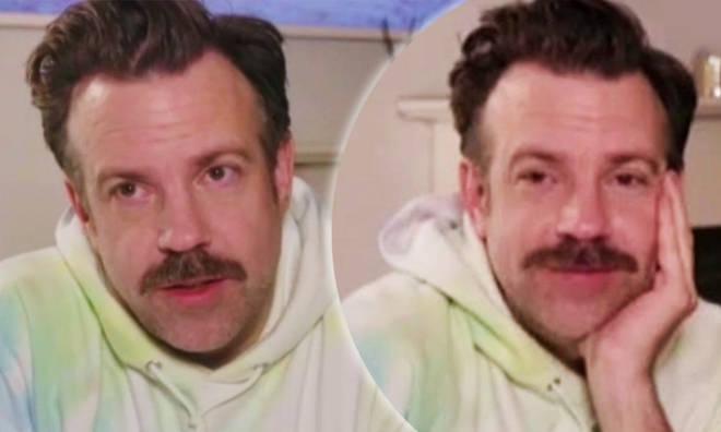 Jason Sudeikis's strange acceptance speech stole the show at the Golden Globes