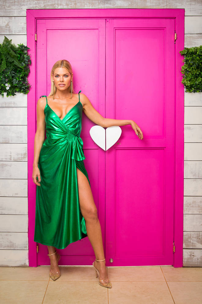 Sophie Monk hosts Love Island Australia