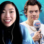 Awkwafina spoke about replacing Harry Styles as Prince Eric