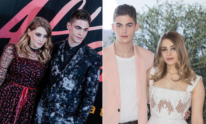 After's Hardin Scott and Tessa Young have been rumoured to be dating in real life.