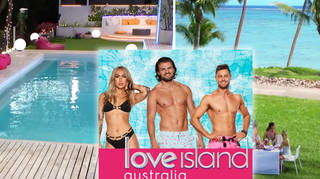 Where was Love Island Australia series 2 filmed?