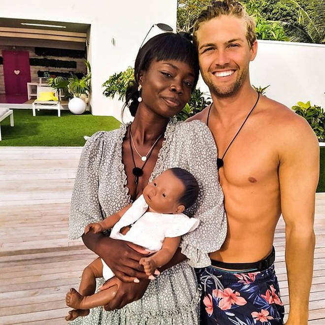 Love Island Australia: Cynthia Taylu and Aaron Shaw made the final