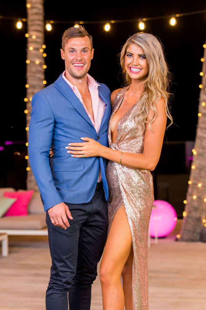 Anna McEnvoy and Josh Peckham won Love Island Australia 2019
