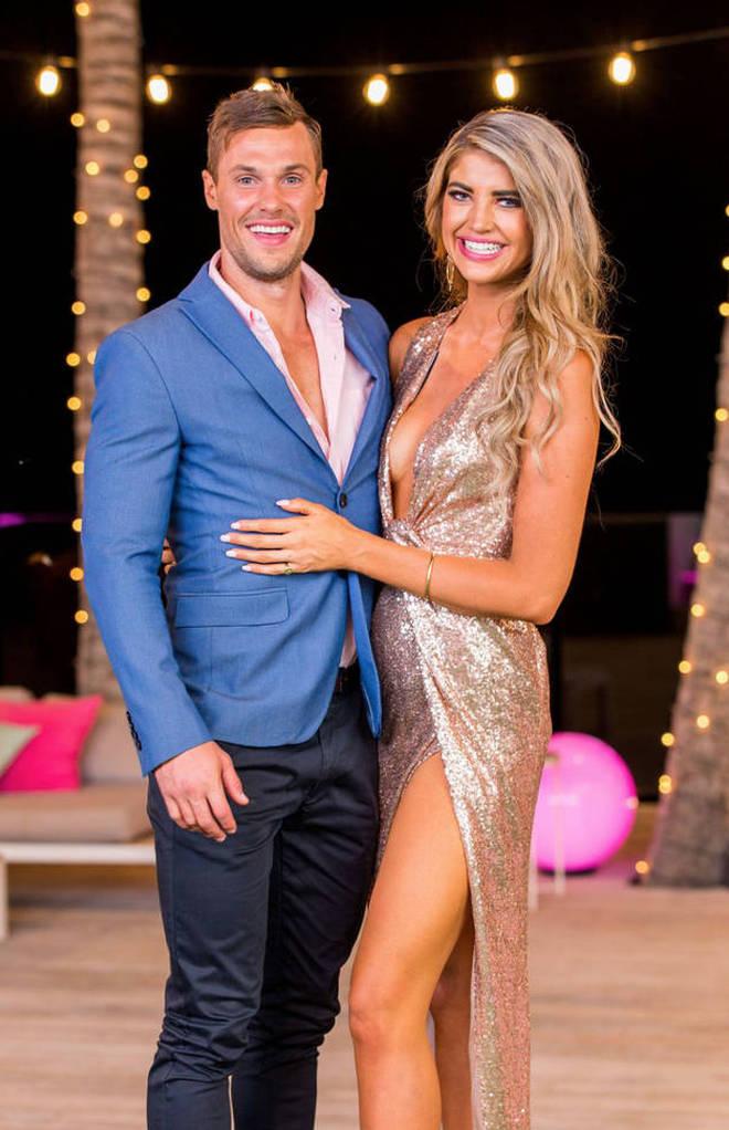 Anna McEvoy and Josh Packham won Love Island Australia 2019.