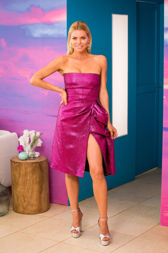 Sophie Monk hosts Love Island Australia