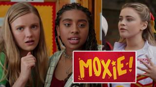 Moxie has an all-star cast.