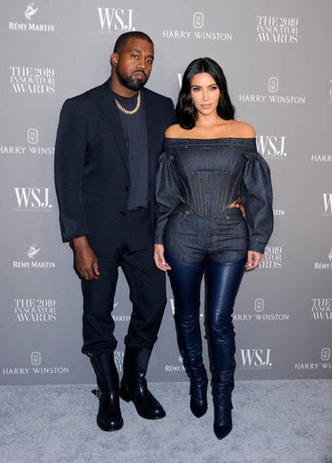 Kim Kardashian and Kanye West are in the middle of their divorce settlement.