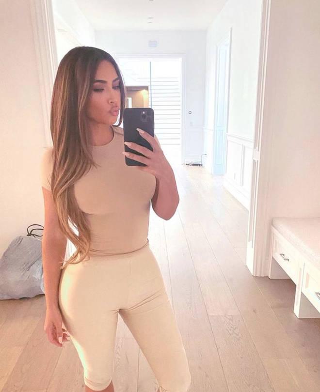 Kim Kardashian is set to keep the couple's Calabasas home.