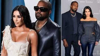Kim Kardashian and Kanye West are dividing their property and assets.