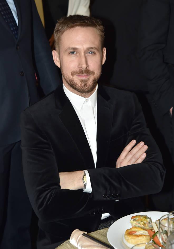 Ryan Gosling will star in The Gray Man
