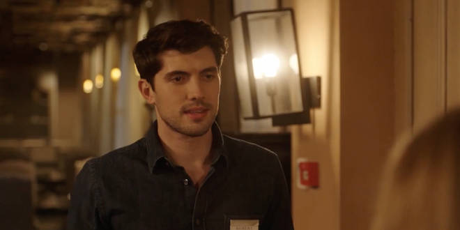 Carter Jenkins' character, Robert, is set to shake things up in After We Fell.
