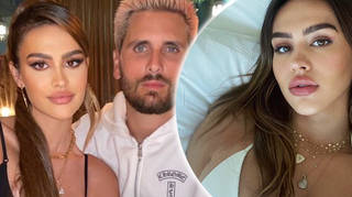 Scott Disick's girlfriend Amelia Hamlin has a famous family who are close with the Kardashians