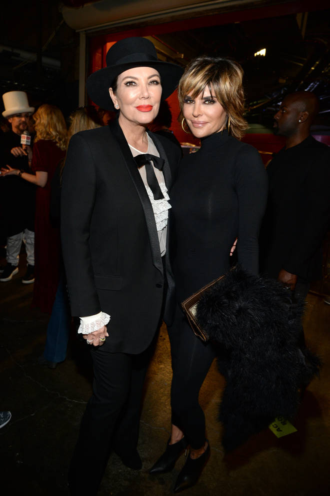 Lisa Rinna and Kris Jenner have been friends for years