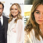 Jason Sudeikis and Keeley Hazell were both spotted in the same house.