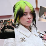 Billie Eilish is super private about her love life.
