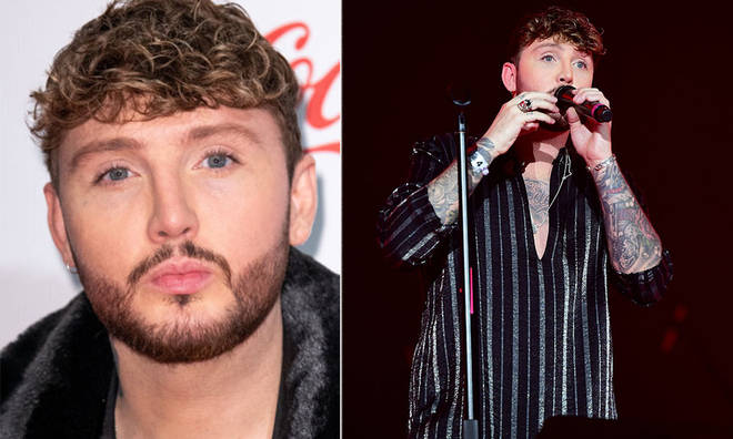 James Arthur has taken on acting while continuing his music career.
