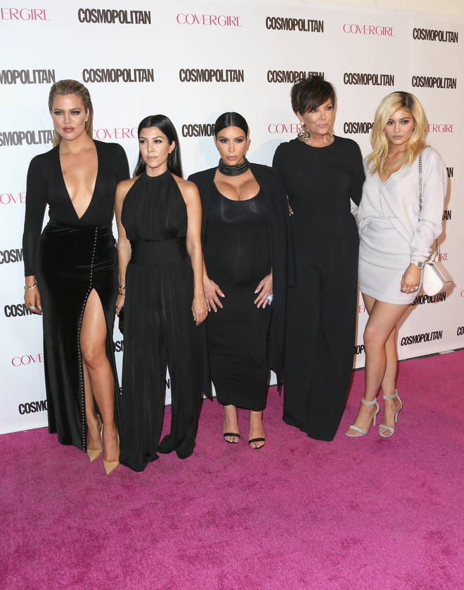 The Kardashians have a number of businesses between them.