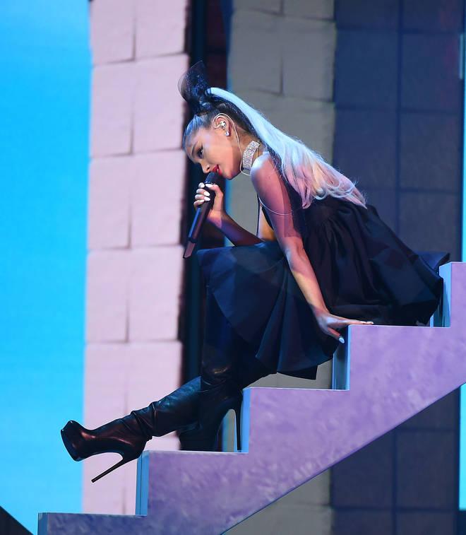 Ariana Grande's already teased her follow-up album to 'Sweetener'