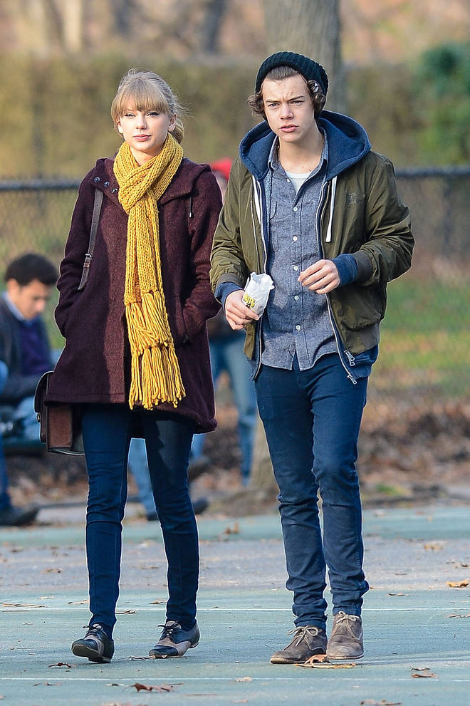 Harry Styles and Taylor Swift briefly dated between 2012 and 2013.