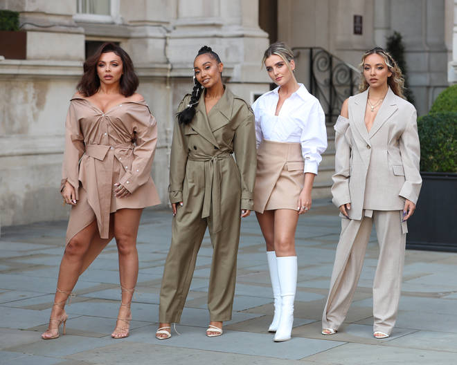 Jesy Nelson recently left Little Mix but the girls have continued to support her.
