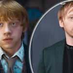 Rupert Grint admits filming Harry Potter for ten years was suffocating