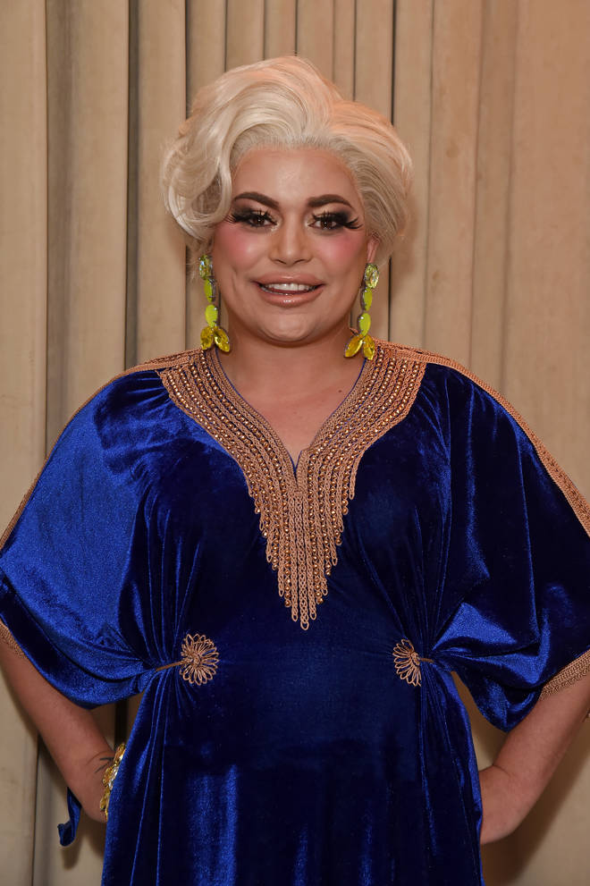 Baga Chipz is playing as Kim Woodburn on The Celebrity Circle
