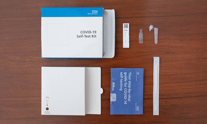 Getting a rapid Covid-19 test kit is easy and convenient