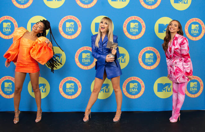 Little Mix are about to release new music as a trio for the first time