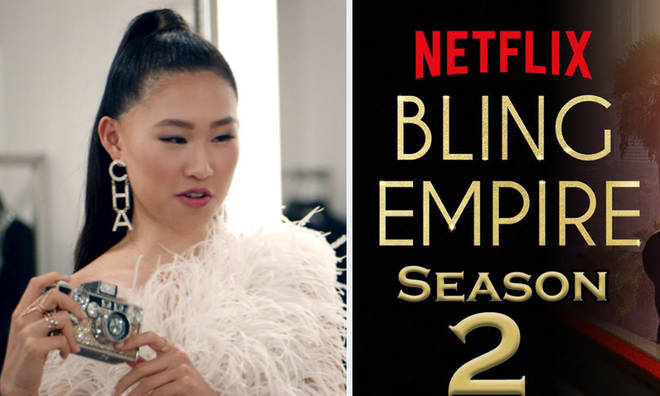Netflix confirms Bling Empire returning for series 2