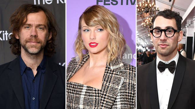 Taylor Swift's longtime collaborators include Jack Antonoff and Aaron Dessner