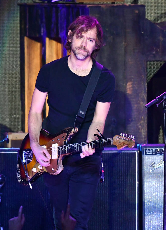 Musician Aaron Dessner of the band The National