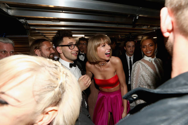 Jack Antonoff has worked with Taylor Swift for many years