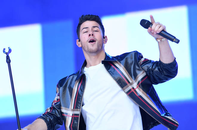 Nick Jonas joined Capital Breakfast with Roman Kemp