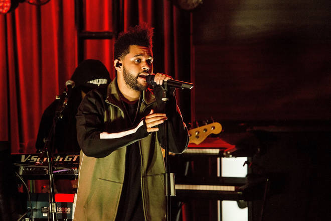 The Weeknd has won three Grammys in the past