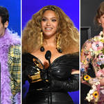 Beyoncé made history with the most wins at the Grammys