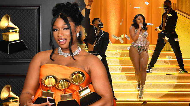 The 2021 Grammys was a big night for Megan Thee Stallion