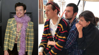 Harry Styles' drummer Sarah Jones is pregnant with guitarist Mitch Rowland