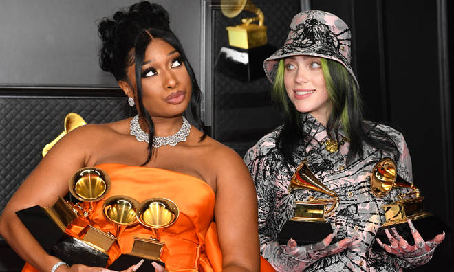 Billie Eilish wanted Megan Thee Stallion to win Record of the Year