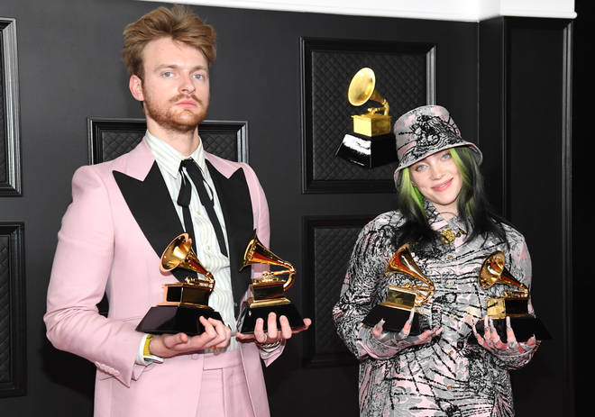 Billie Eilish and brother Finneas O'Connell