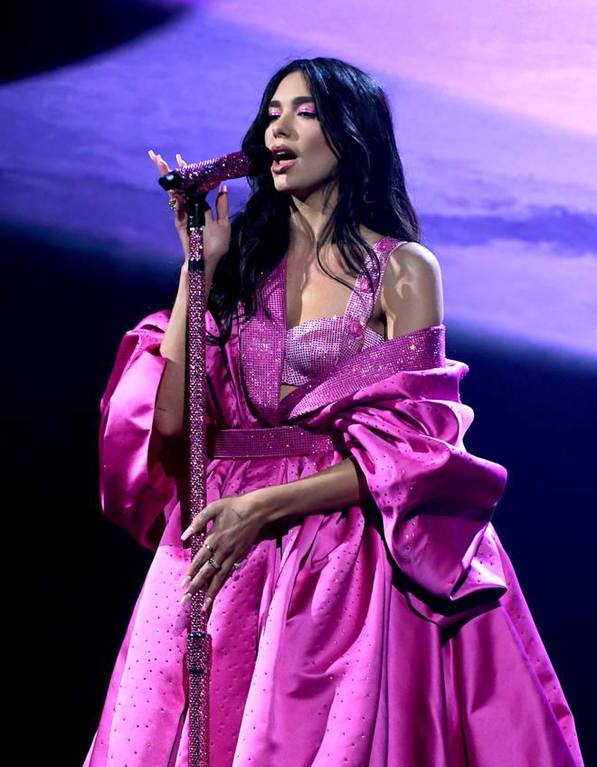 Dua Lipa won her third Grammy award last night.