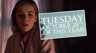 Which year is 'Chilling Adventures Of Sabrina' set?