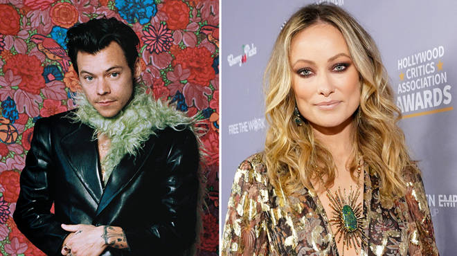 Harry Styles' girlfriend Olivia Wilde congratulated his Grammys win in a low-key fashion